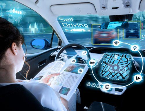 Reimagining legislation in an era of self-driving cars
