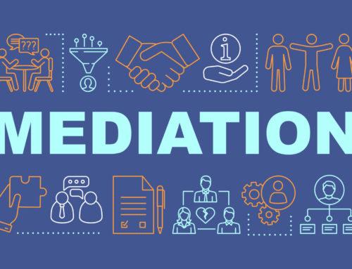 Rule 41A in mediation proceedings